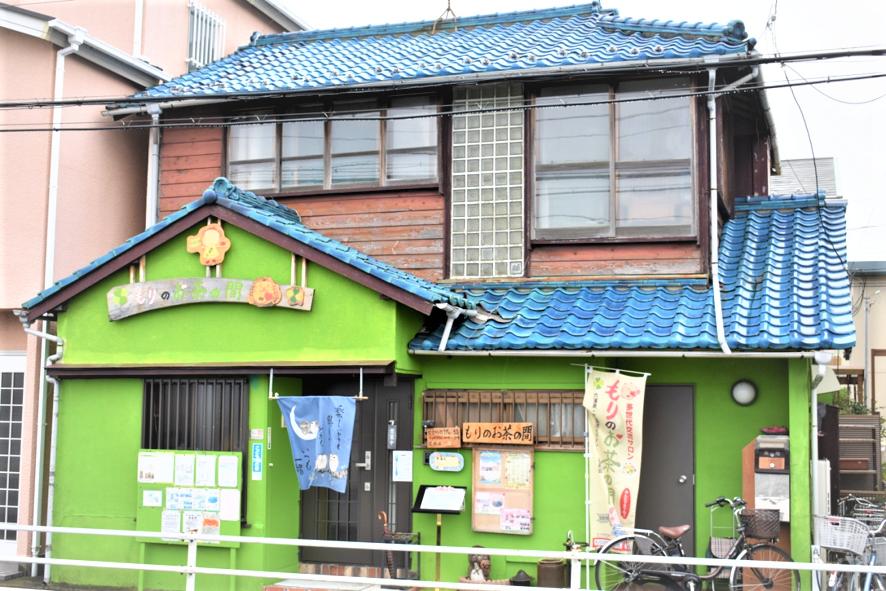 レトロな雰囲気でお食事を―昭和初期の家屋で営むコミュニティカフェ  「もりのお茶の間」(横浜市金沢区六浦東)の画像
