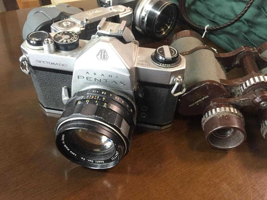 レンタルボックスのカメラ