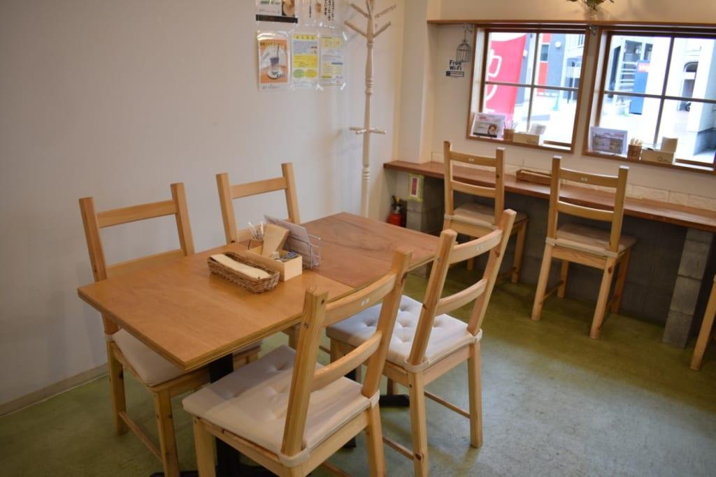 【ともに豊かになる】 駅裏のやさしさあふれる自然体カフェ「カフェおからさん」(横浜市港北区篠原北)の画像