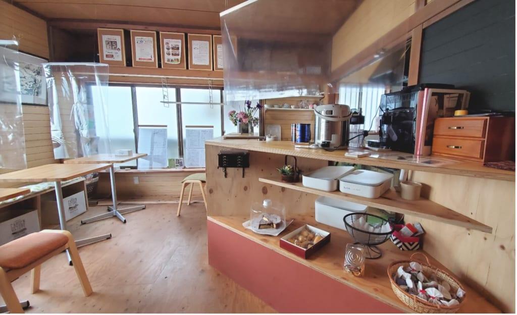 空き家を有効活用―住宅街にたたずむコミュニティカフェ&ランチ「Flat(ふらっと)」(横浜市港北区師岡町)の画像