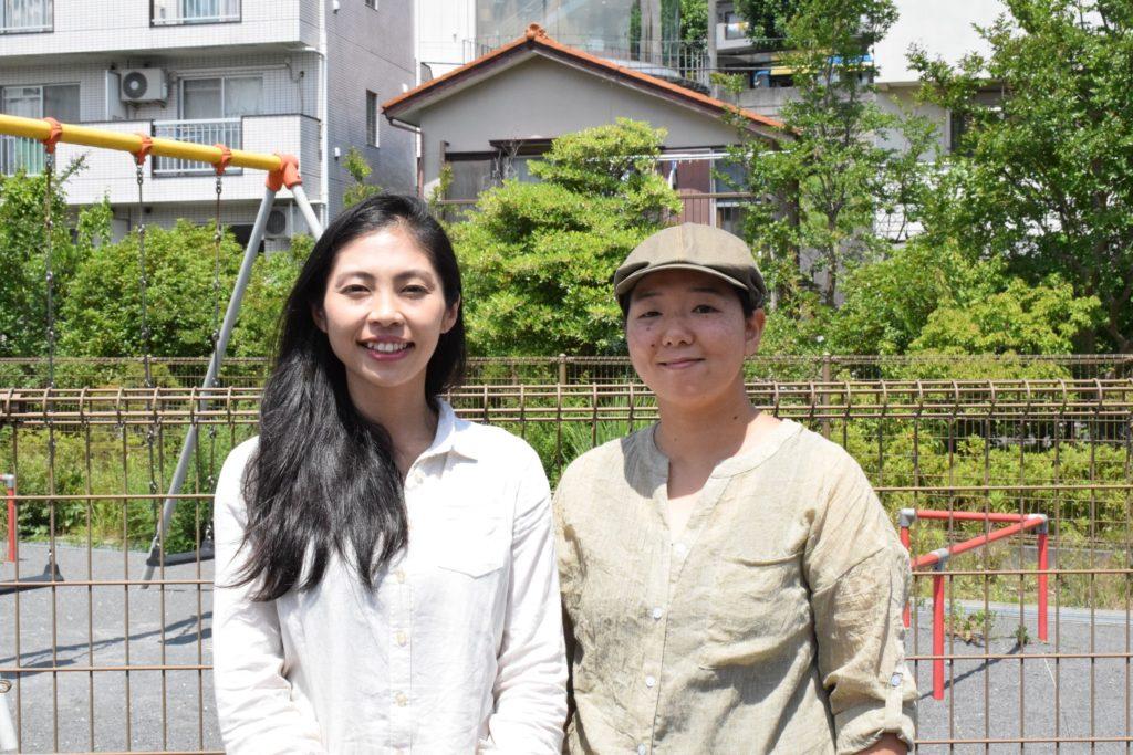 Vege&ArtFes仲村さんと藤枝さん