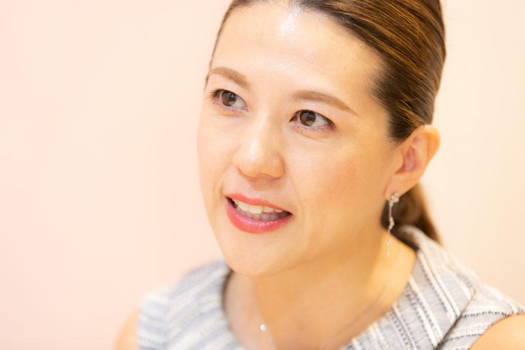 オクシイ株式会社の高田麻衣子社長