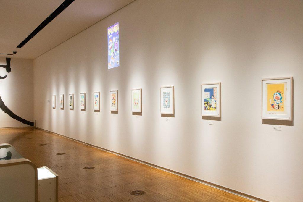 ミュージアムの展示室Ⅰ