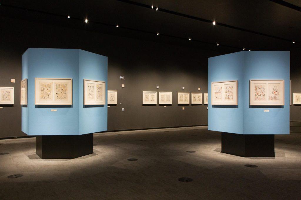 ミュージアムの展示室Ⅱ