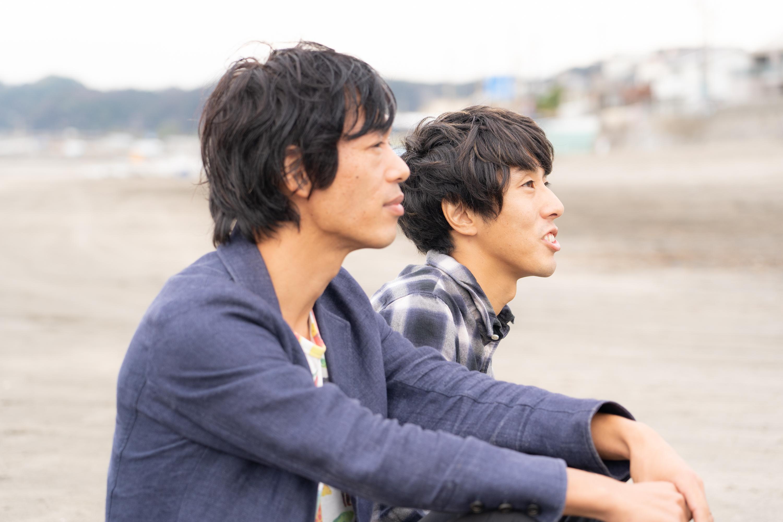 鎌倉在住の音楽ユニット小川コータ&とまそんさんに地産地消の音楽活動をする理由についてインタビューしてきました!の画像