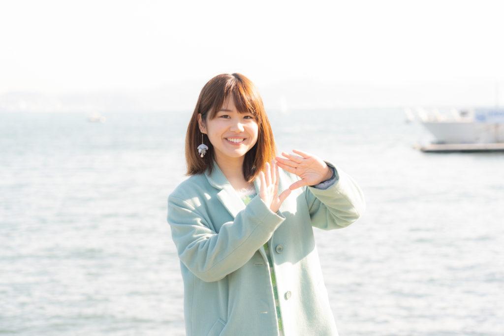 江ノ島さんぽちゃんのプロデューサー藤沢愛さんの大きな夢を聞いてきました!の画像