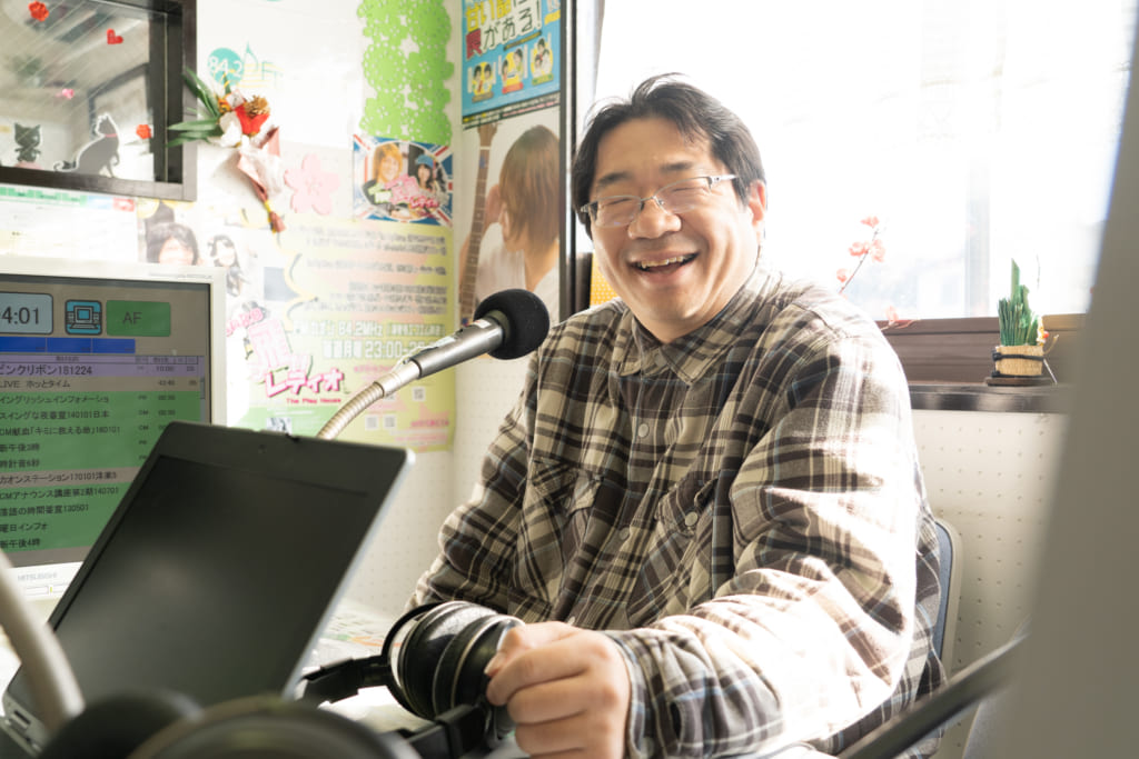 「FMカオン」地域住民にとって本当に大切な情報をお届けしたい。海老名市を中心とした神奈川県 県央エリアのコミュニティFM局の局長 天野哲也さんインタビューの画像