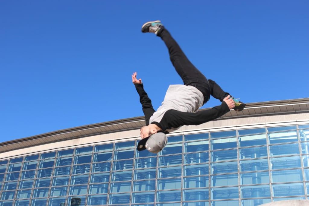 「ぼくはラッキーの塊」仲間との遊びではじめたブレイクダンスで世界大会へ。42歳、進化するブレイクダンサー BBOY O-HASHI (本名:大橋敏幸)さんインタビューの画像