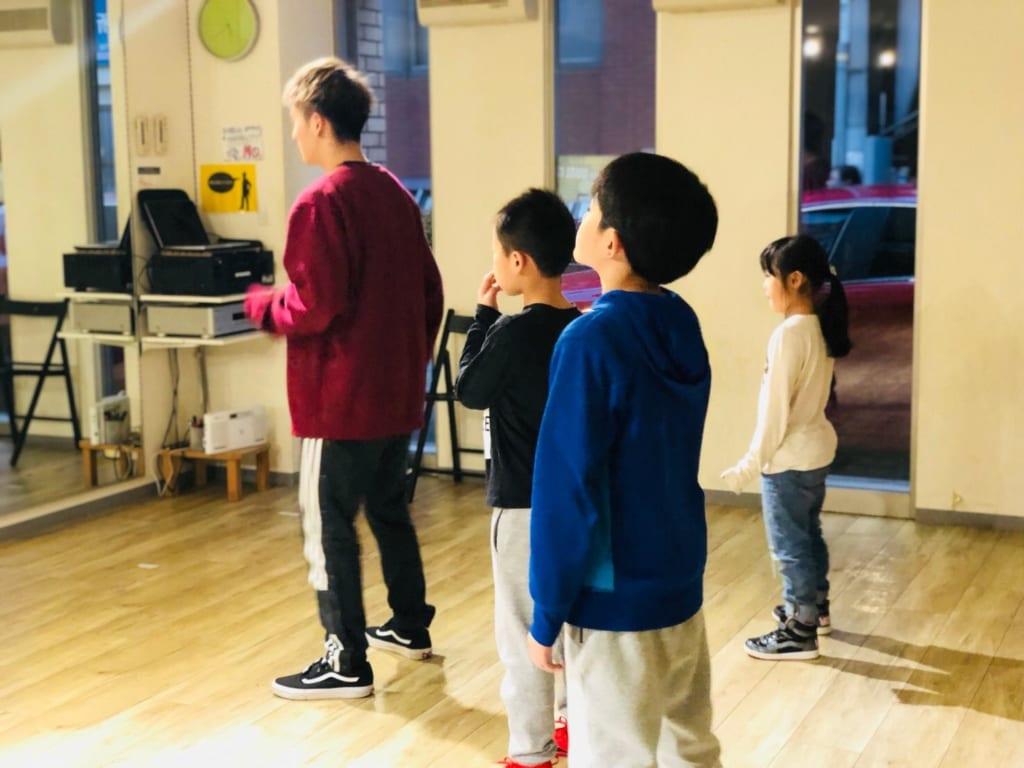 ダンス教室の様子2