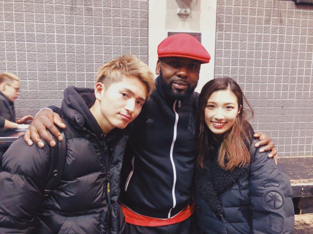 世界に挑む若きロックダンサー・桑原多加良さんインタビューの画像