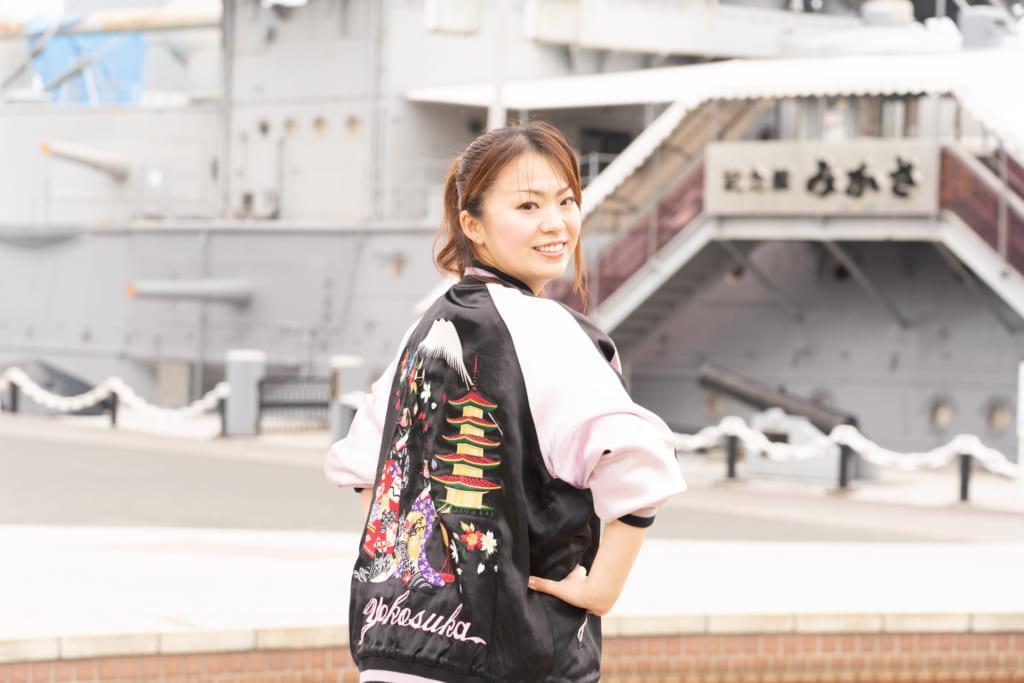 魅力いっぱい横須賀市!歴史あり、ご当地グルメあり、一日中楽しめるスポットあり。横須賀市観光協会 廣田三果(ひろたみか)さんインタビューの画像