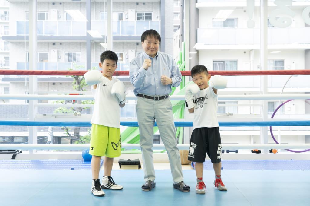 日本ボクシングは進化の途中!?大橋ボクシングジム大橋会長にこれまでのボクシングとこれからのボクシングについてインタビューして聞いてきました!の画像