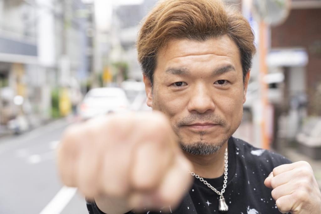 【前編】ボクシングを21歳から始めて世界チャンピンまで登りつめた川嶋勝重さんインタビューの画像