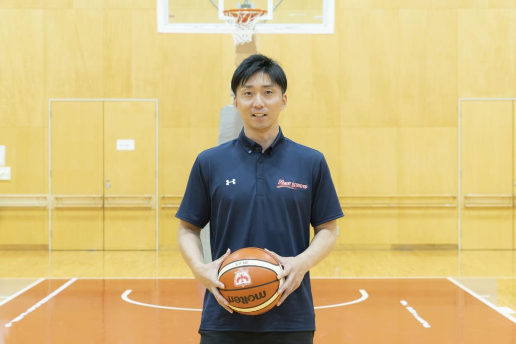 日本女子バスケットボールの強さの秘訣は?富士通レッドウェーブ アシスタントコーチ宮永雄太さんにお話を聞いてきました!の画像