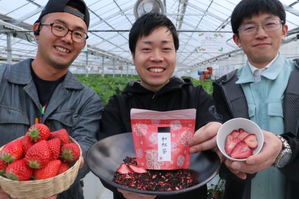 若い生産者たちのコラボ商品