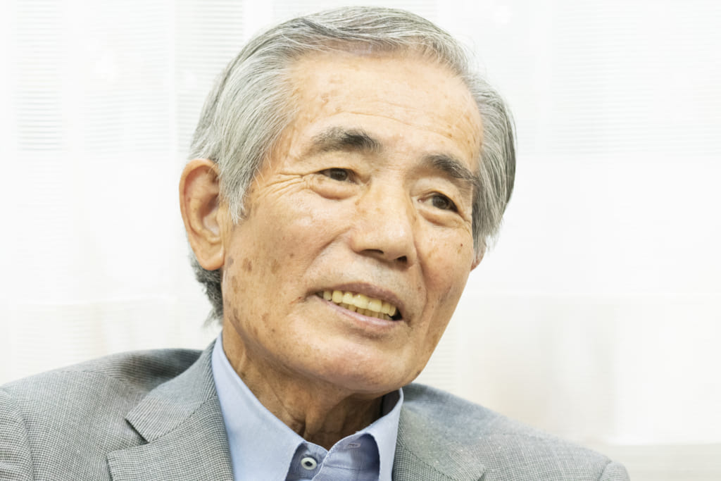 岡本太郎さんについて語る北條さん
