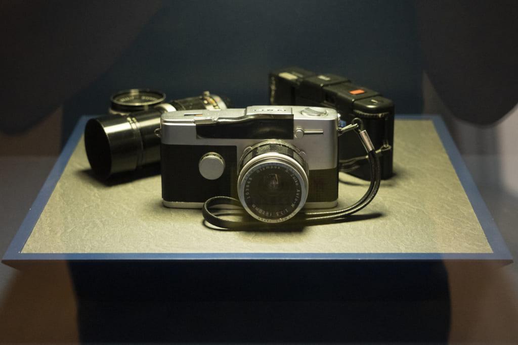 太郎さんのカメラ