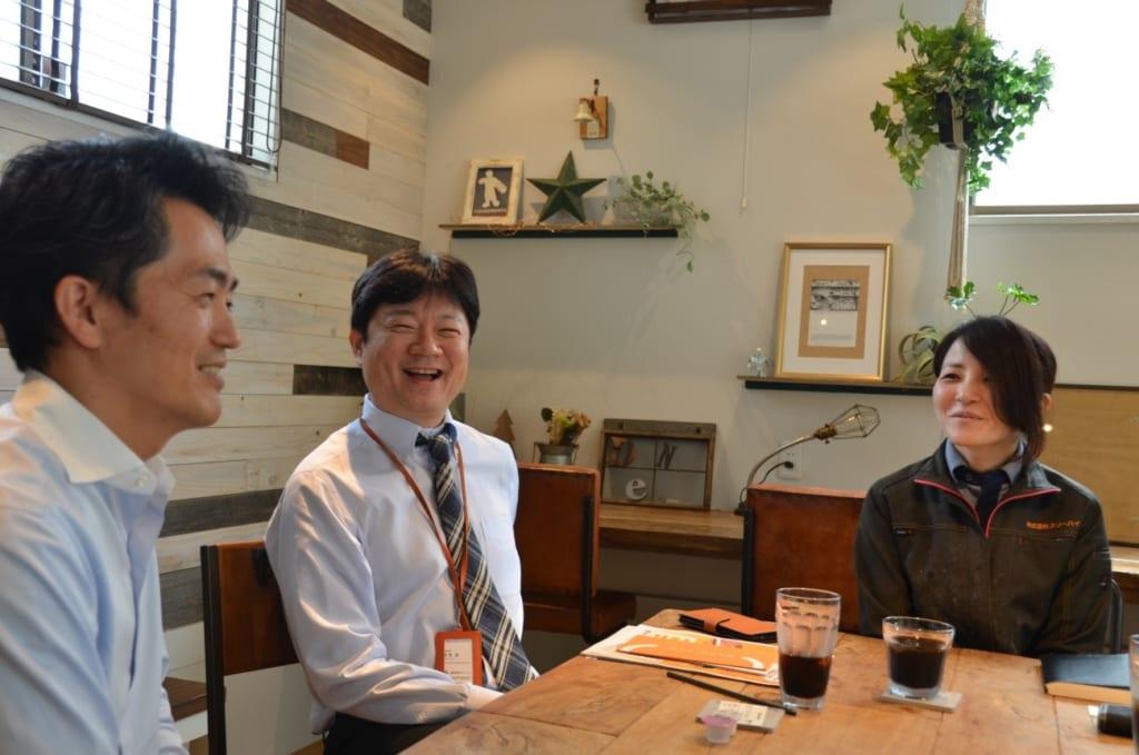 【後編】モノだけじゃない!ヒトもまちもあたためる!株式会社スリーハイ 代表取締役男澤誠さんインタビューの画像