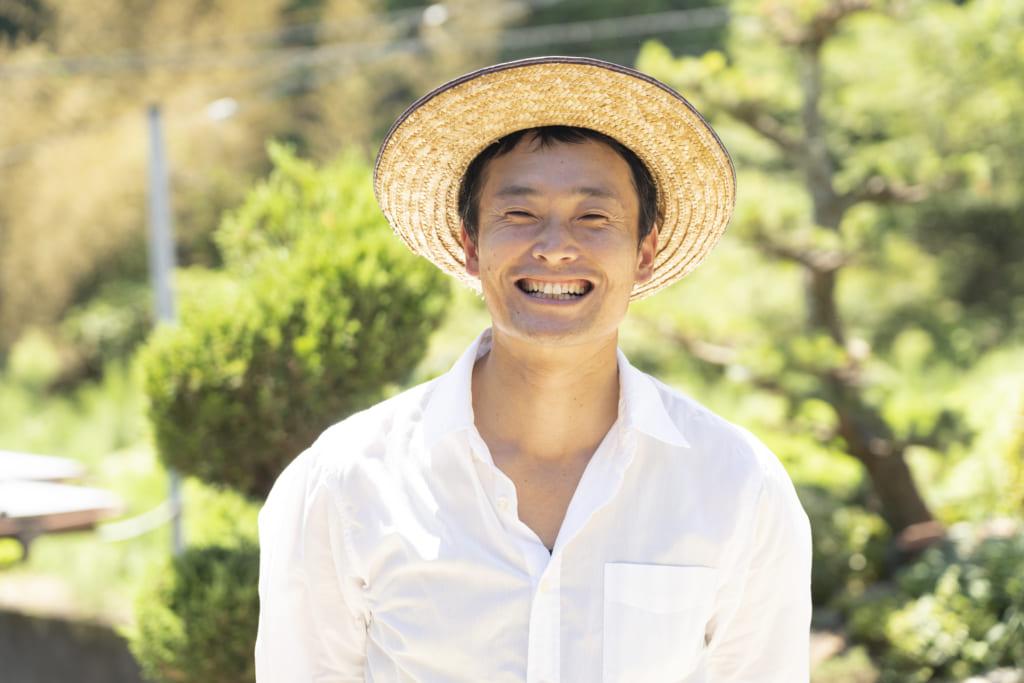 みかん農家 秋澤 史隆(あきさわふみたか)さん