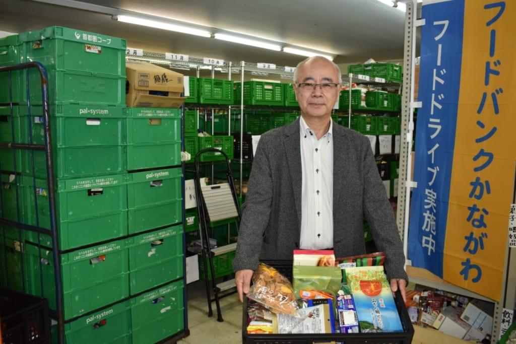 【前編】食の安全に向き合ってきた私たちにだからこそできる食の支援がある! フードバンクかながわ事務局長 藤田 誠(まこと)さんの画像