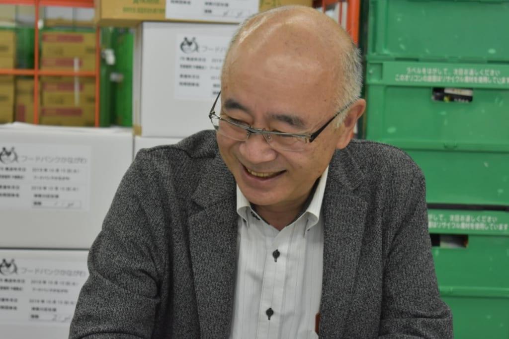 【後編】何をすればいいのだろう?一人ひとりができる「食」を通した支援とは フードバンクかながわ事務局長 藤田誠さんの画像