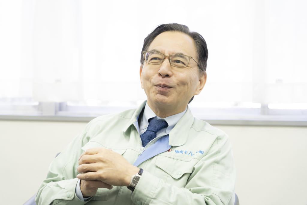 開業50周年を迎えた湘南モノレールの尾渡英生(おわたりひでお)社長 インタビュー!!の画像
