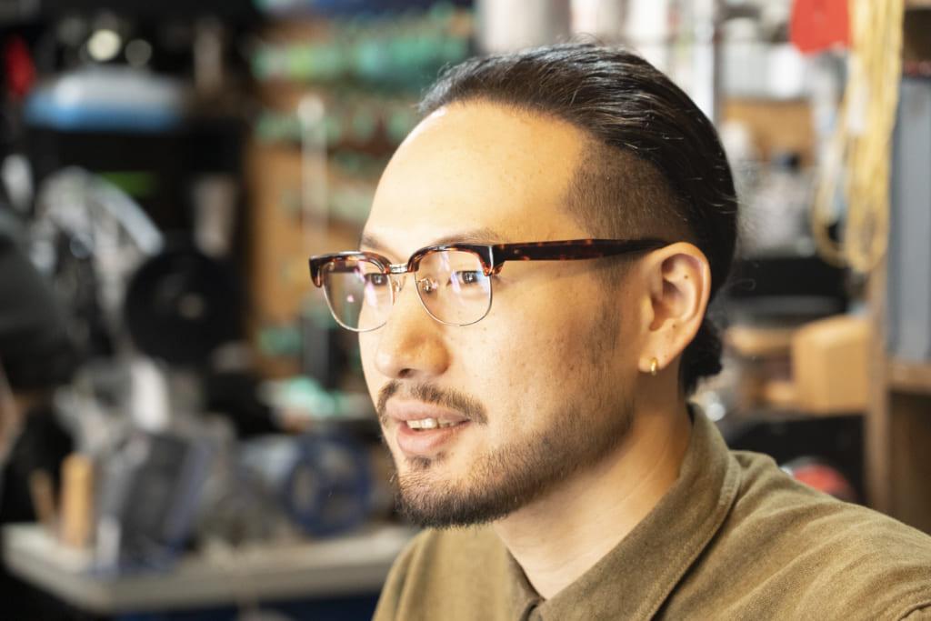 横浜古参の靴修理店「ハドソン靴店」の店主 村上塁(むらかみるい)さんインタビューの画像