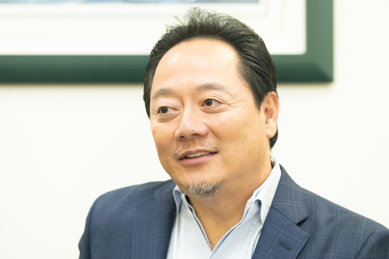 野球を通じて地域貢献をしたいと考え、自身で神奈川県初の球団を設立した。