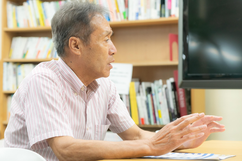 自分と同じ境遇の家族の痛みを少しでもやわらげたいとこどもホスピス建設という大きな夢に向かって挑戦している代表理事の田川さん