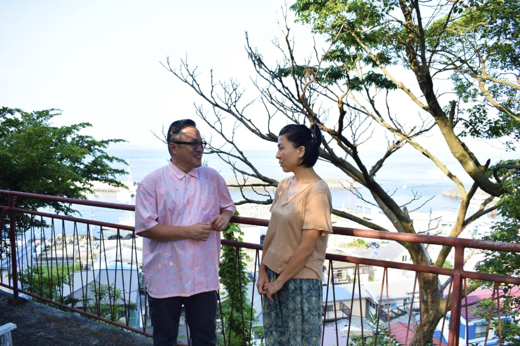 人が人を呼ぶ真鶴町の魅力にひかれて移住を決意した映像作家松平直之(まつだいらなおゆき)さんインタビューの画像
