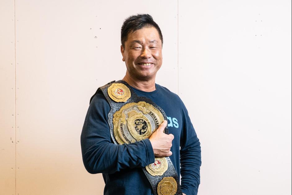 プロレスで元気を届けたい!西湘プロレス&ちがさきプロレスを主催する戸田秀雄さんのインタビューです!の画像