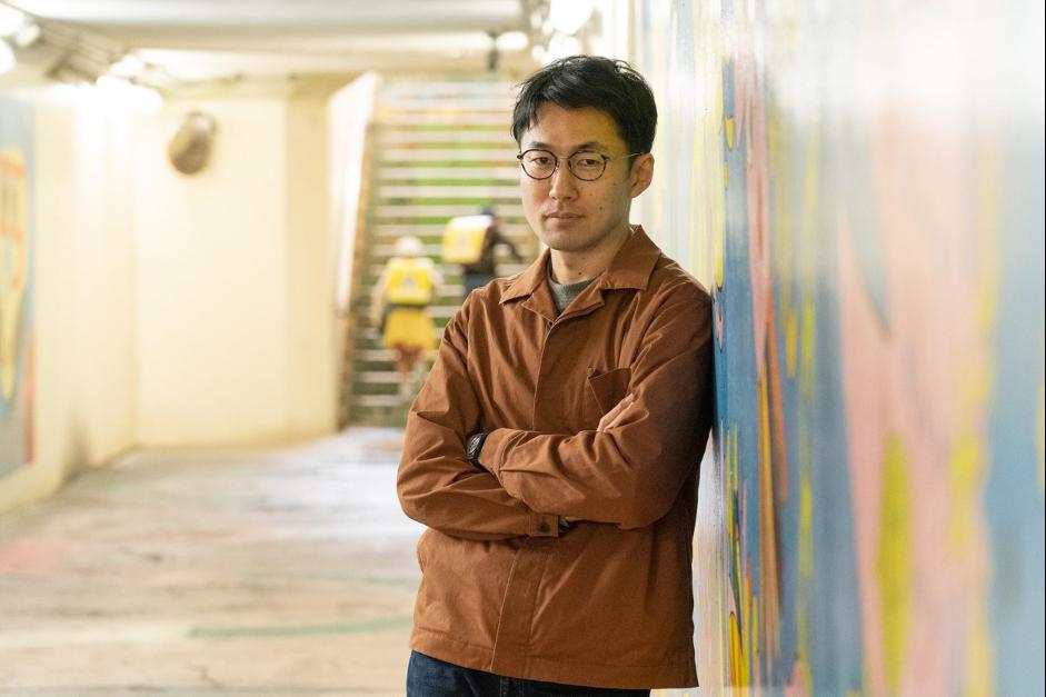 映画監督 三澤拓哉さんのインタビュー。茅ケ崎と大磯を舞台とした作品について、そして映画監督というお仕事についてお聞きしました。の画像