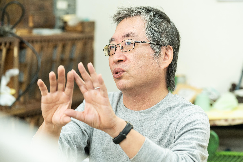 株式会社築地活字の5代目代表取締役の平工希一さんインタビュー