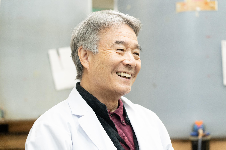 できるかぎり横浜醤油を造り続けたいと語る筒井恭男さん