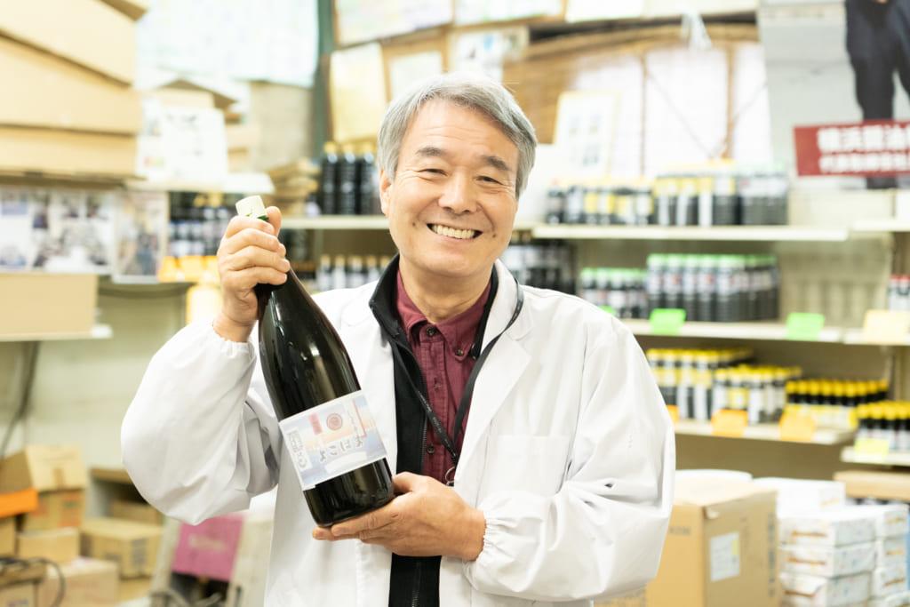 しょうゆを造ることが楽しいんだ!「横浜醤油」の3代目社長 筒井恭男(つついやすお)さんにお話をお聞きしてきました!の画像