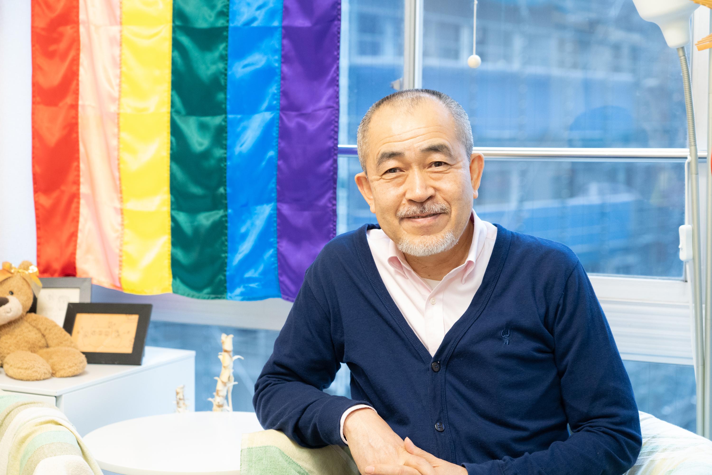 特定非営利活動法人SHIPの代表 星野慎二さん