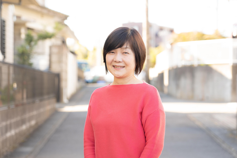 一般社団法人の代表理事を務める丸岡紀子さん
