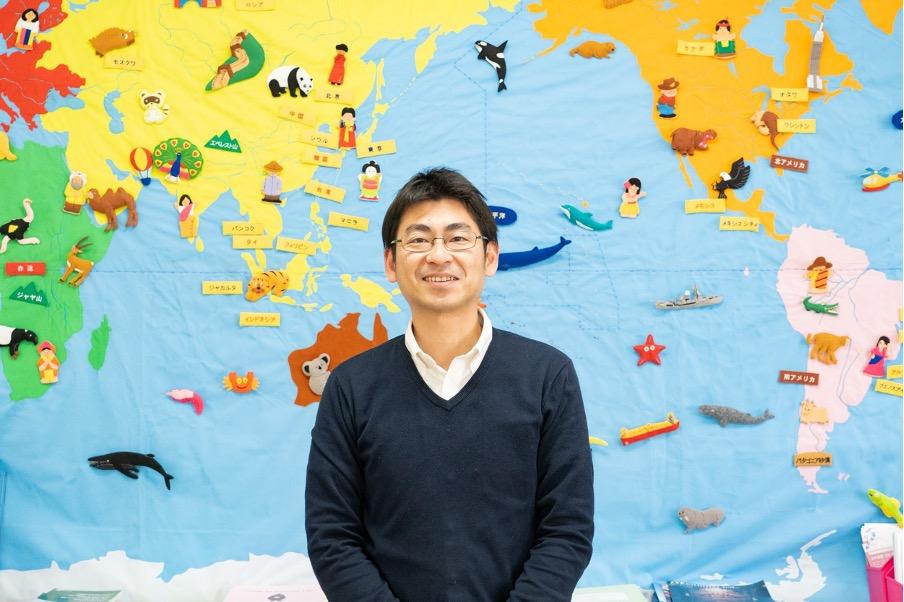 お互いを認め合い、もてる力を発揮できる社会をめざす!大和市国際化協会 石川和友さんインタビューの画像