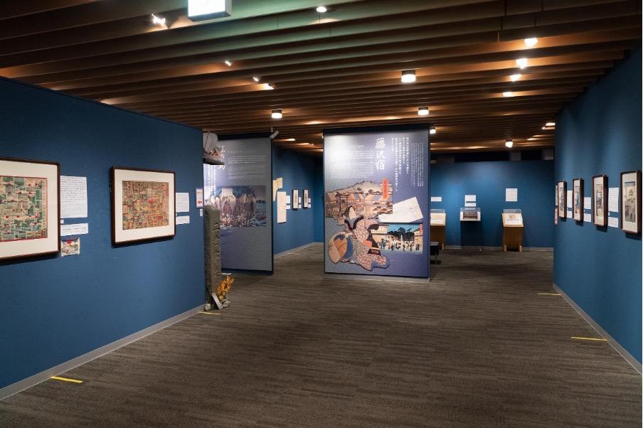 浮世絵を通じて藤沢の歴史を体感!藤澤浮世絵館 学芸員・益田亮助さんのインタビューです!の画像