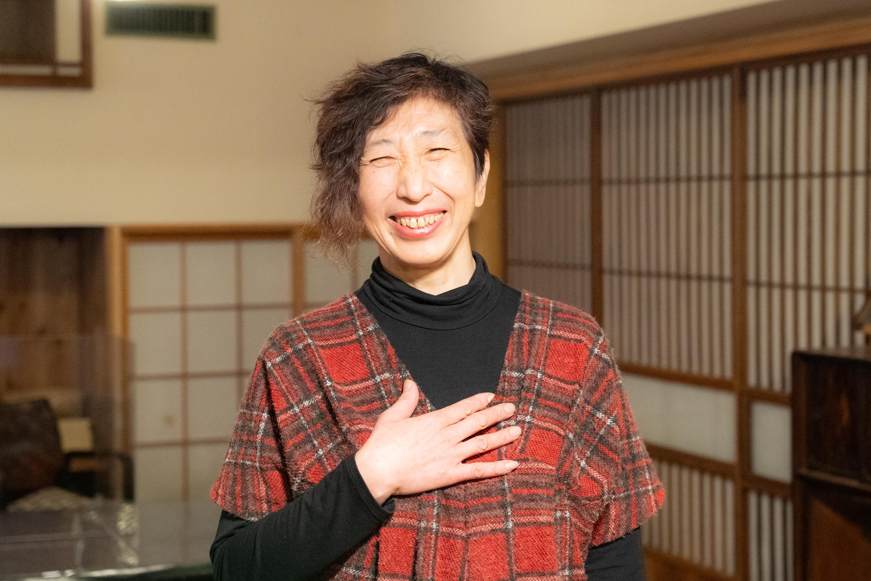 隠れ家和菜たまりを営む粂田真里さん