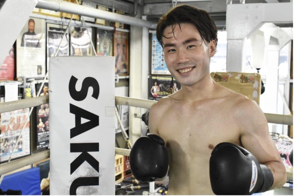 人を魅了する才能 プロボクサー大保龍斗さんインタビュー【前編】~人生の復帰戦~の画像