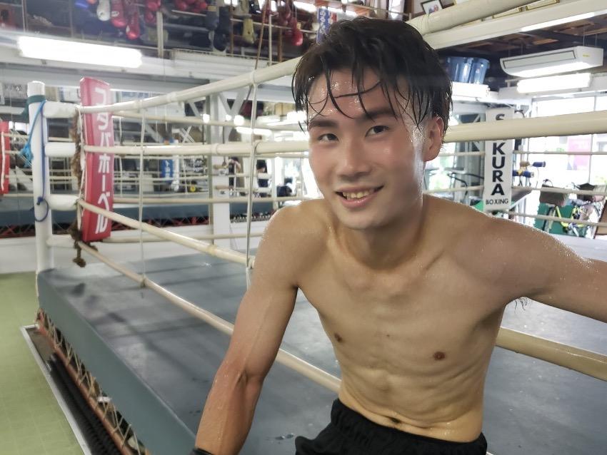 人を魅了する才能 プロボクサー大保龍斗さんインタビュー【後編】~ぼくのボクシング人生を支えるもの~の画像