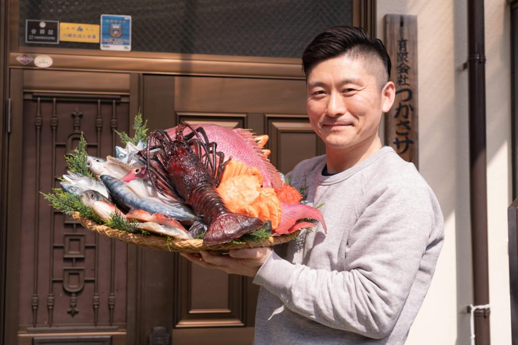 日本独自の文化でもあるこの技術を世界に広げていきたい!有限会社つかさサンプルの2代目 田中信司さんのインタビューです!の画像
