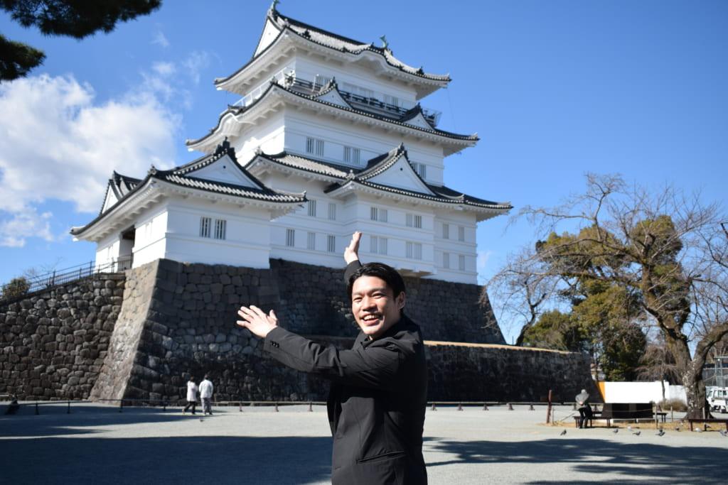 「海と山に囲まれた城下町」として知られている小田原の魅力について小田原市観光協会の朝尾直也さんにインタビューをしてきました!の画像